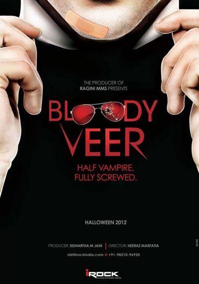 Bloody Veer (2013) Movie First Look Poster   Ranbir Kapoor