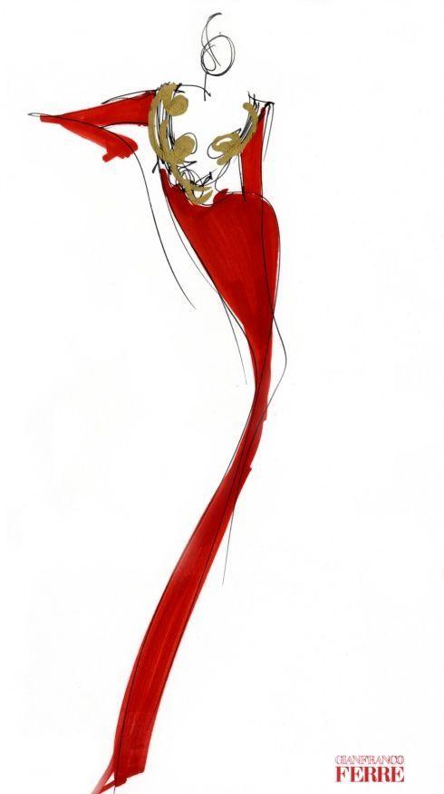 fashion illustration Ferre - Recherche Google