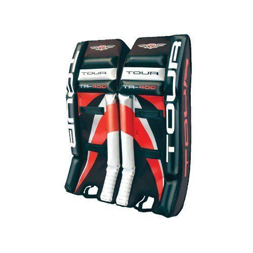 Tour Hockey Youth Tour 400 Leg Pads 27 Inch By Tour 81 99 Tour S Stx 400 Pro Usa Series Goalie Leg Pads Ha Goalie Pads Hockey Goalie Pads Hockey Equipment