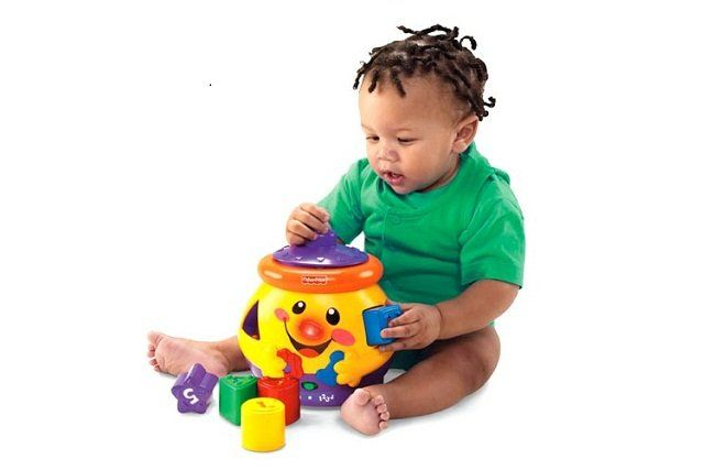 Top 10 Christmas Gifts For Babies 6-12 Months