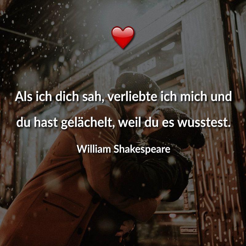 valentines day signs #valentinesday quot;Als ich dich sah, verliebte ich mich und du hast gelchelt, weil du es wusstest. (William Shakespeare)quot; Weitere schne Valentinstagssprche gibt es auf Mein-wahres-Ich.de!