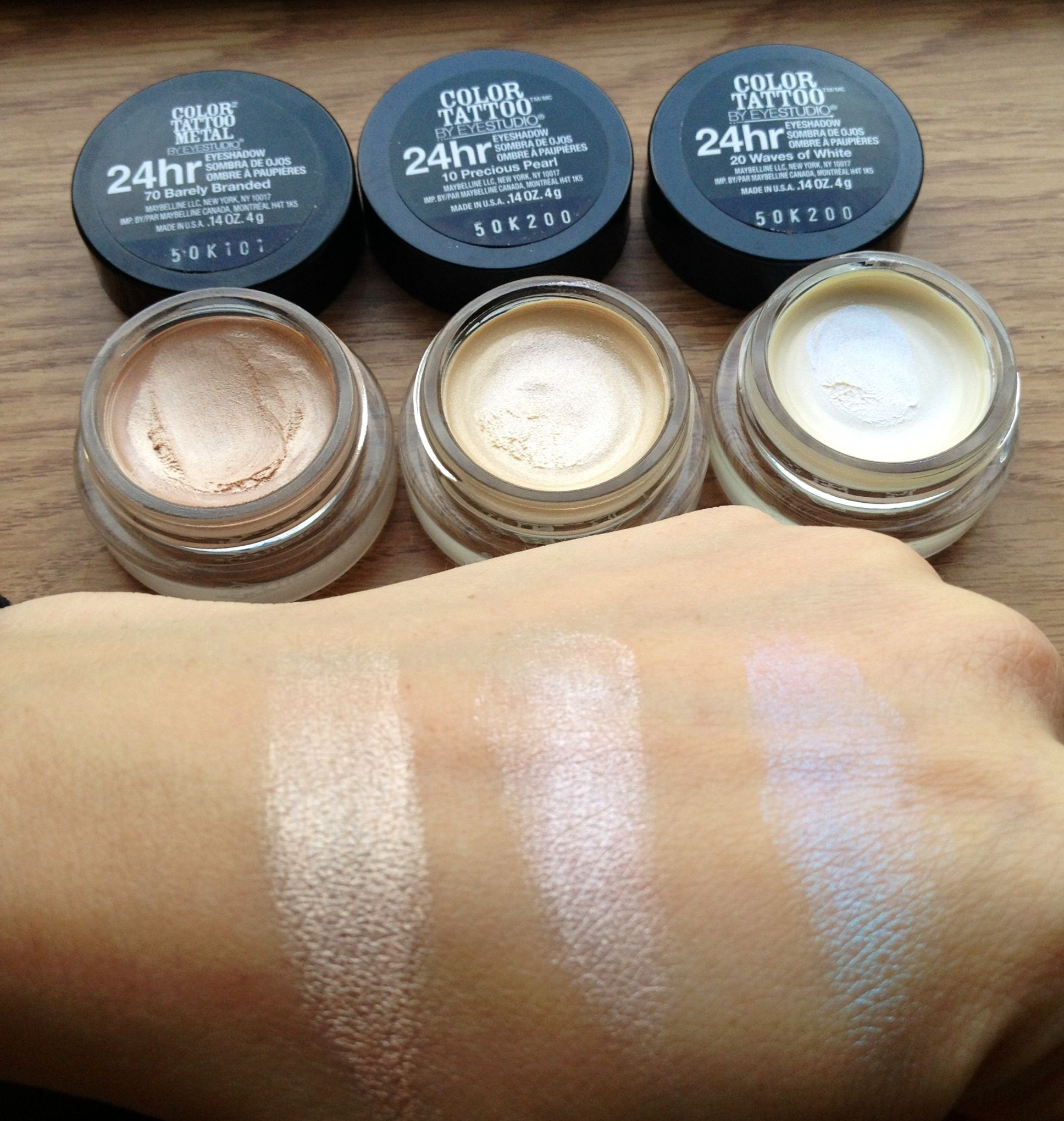 Pin By Tabitha Gandee On Hair Makeup Nails Maybelline Eye Color Tattoo Hair And Nails