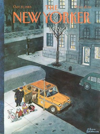 The New Yorker Digital Edition : Oct 31, 1983