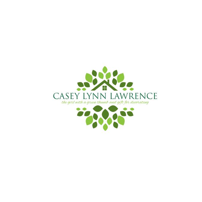 Create A Captivating Logo For Home Interior Decorating And Garden By Arwen14 Logo Garden Rooftop Garden Floral Logo