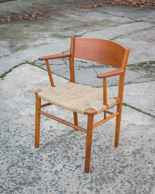 Vintage Borge Mogensen Armchair 1stdibs Com Armchair Vintage Mogensen Armchair Armchair