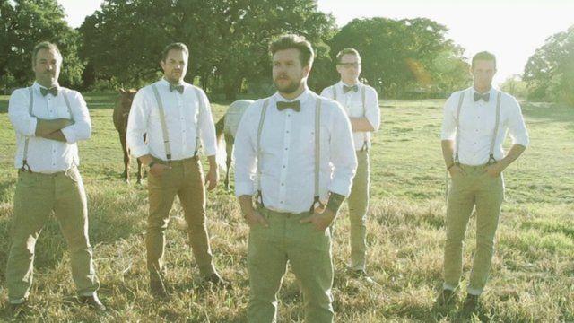 Wedding Video Upton Wedding November 2, 2012 Vintage Hipster Wedding Mumford & Sons - I Will Wait