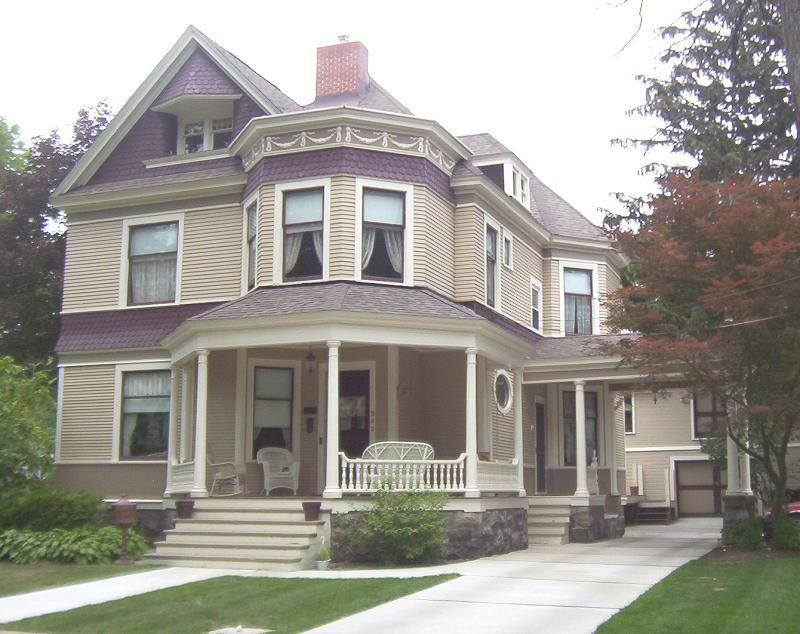 Best 1896 Victorian In Allegan Michigan Oldhouses Com 400 x 300