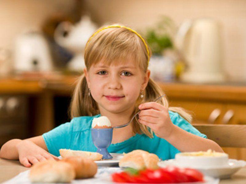 Das gesunde Frühstück für Kinder  – Baby