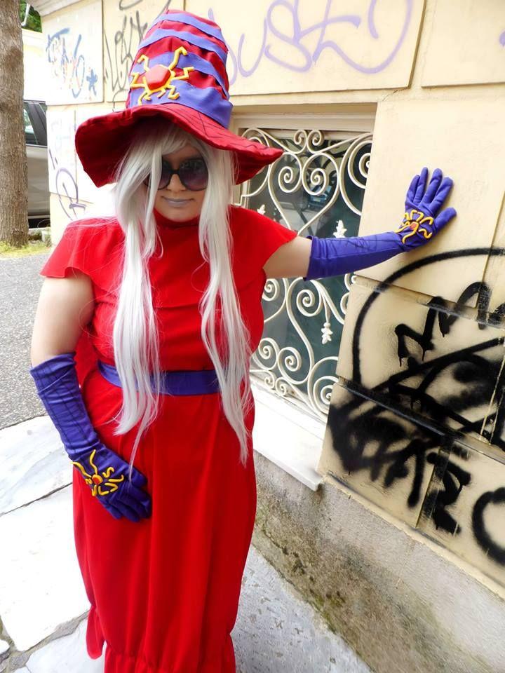 Arukenimon Cosplay (Digimon)