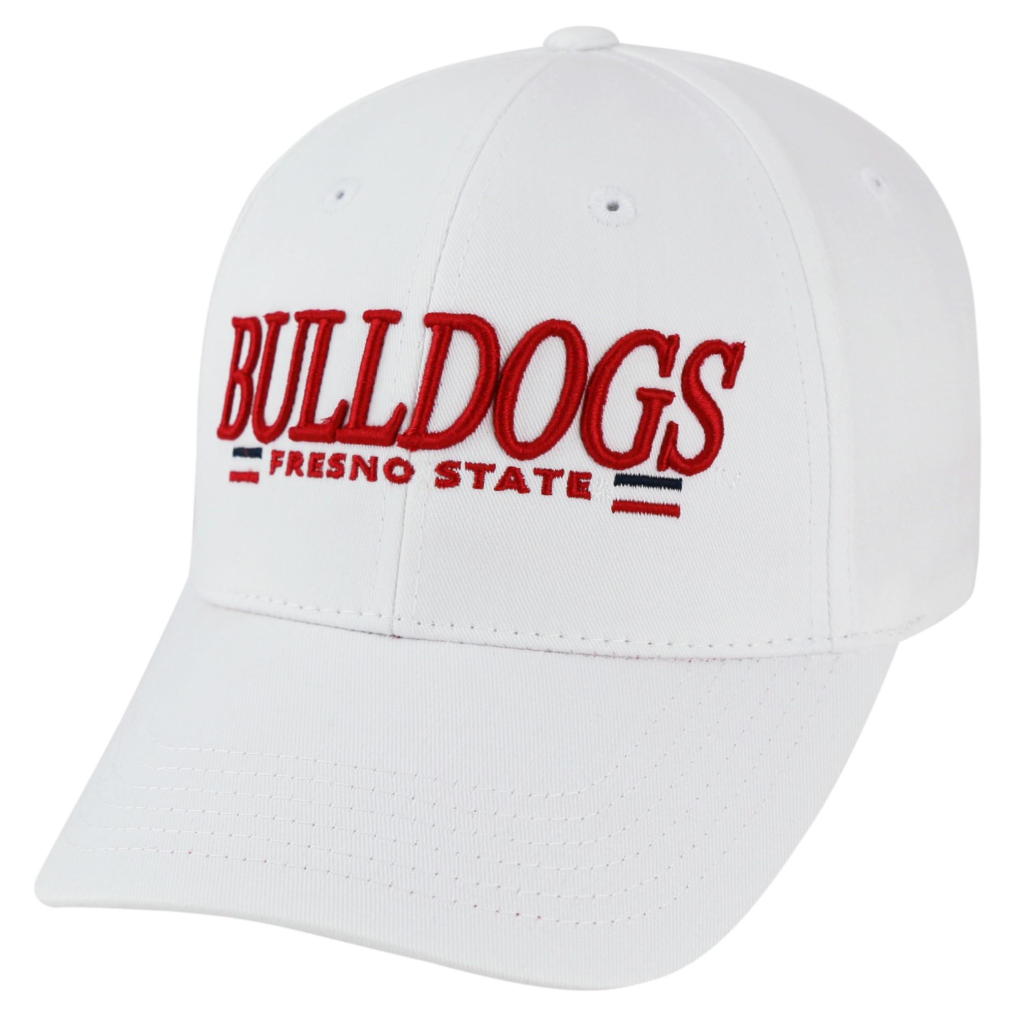 b5f763ba895 Baseball hats ncaa fresno state bulldogs white mens products jpg 2000x2000 Fresno  state baseball hat
