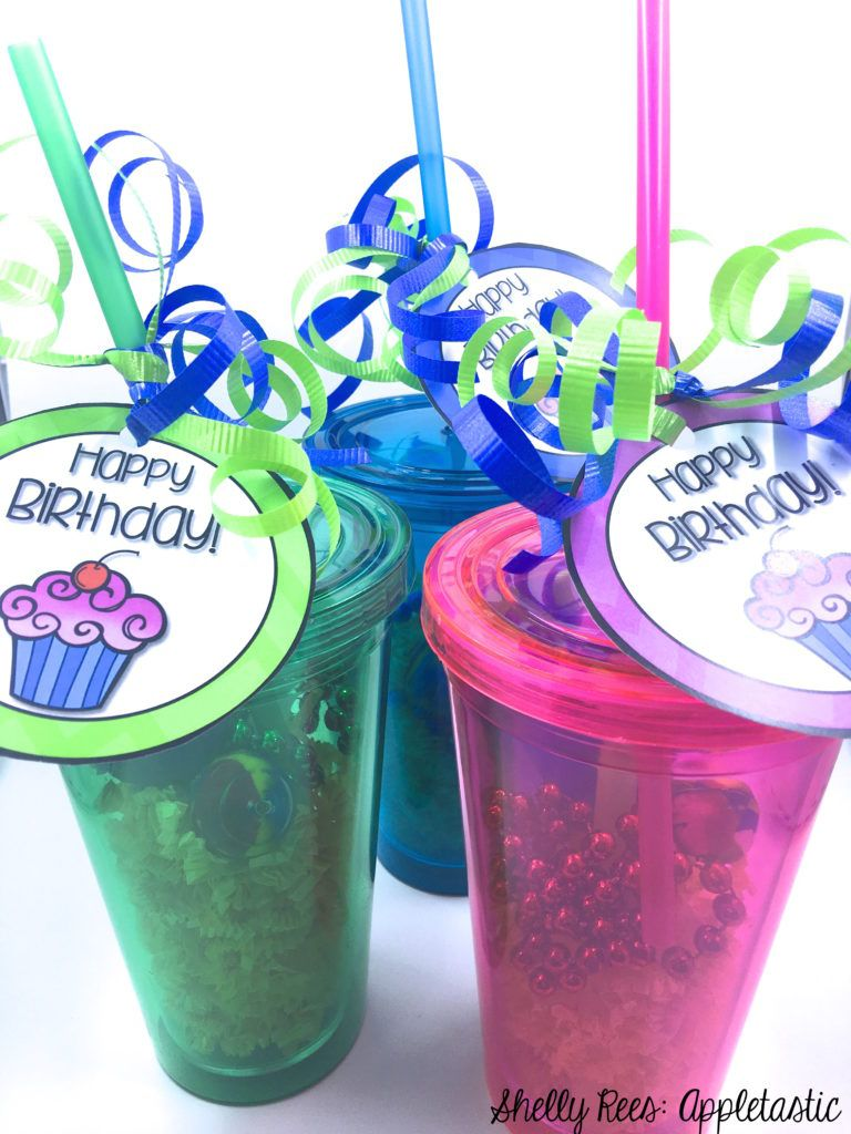 Creating Student Birthday Gifts Can Be A Challenge But It Doesnt Have To Make Each Of Your Students Feel Special With This FREE Download