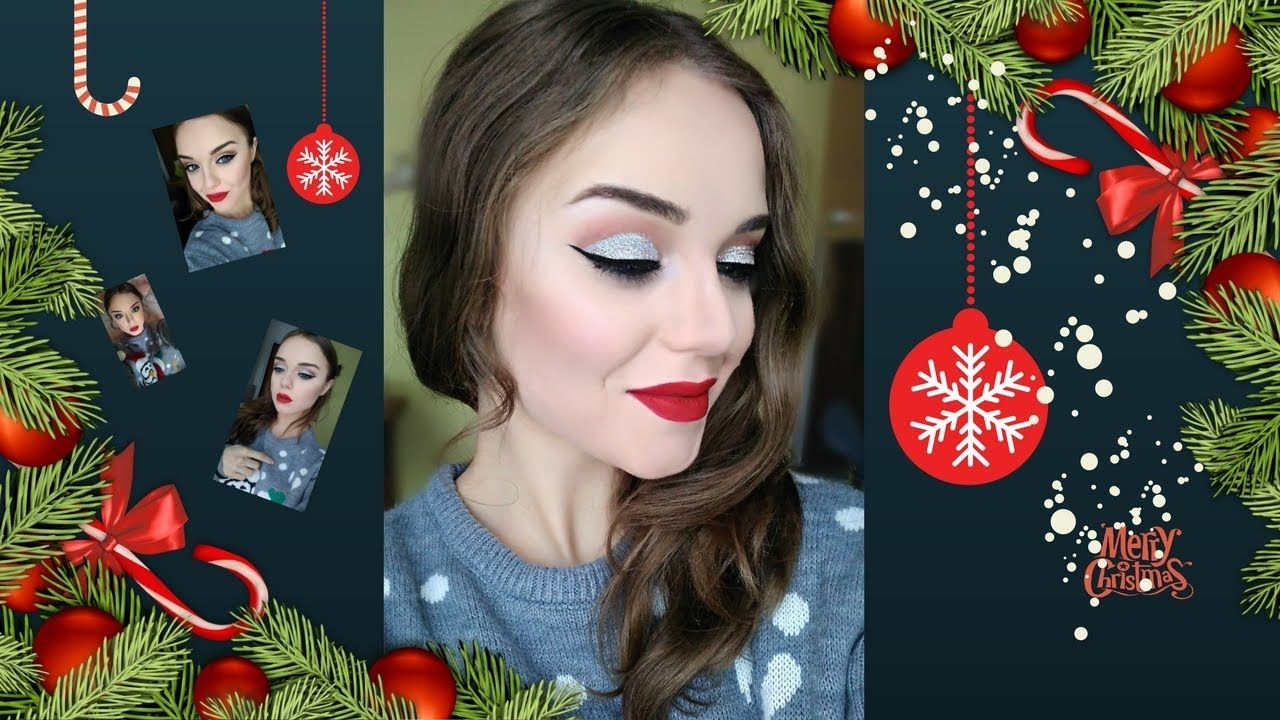 #christmasmakeup #christmas #makeup #makeupartist #glittermakeup #fashionmakeup #fashionlook #style #beauty #video #youtubevideo #channel #assuntapantalone #christmaslook #