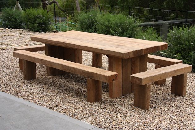 4 Creative And Unusual Garden Furniture Ideas You Can Do Yourself