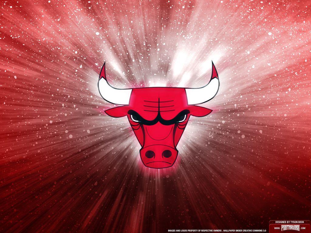 Chicago Bulls Logo Wallpaper Chicago Bulls Logo Bull Logo Chicago Bulls