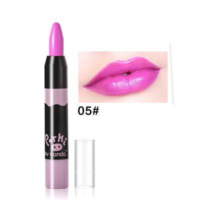 Lipstick Beauty & Health 1pcs Makeup Pink Baby Waterproof Jelly Lips Nude Lipstick Matte Cosmetics Balm Moisturizering Lip Care 6027
