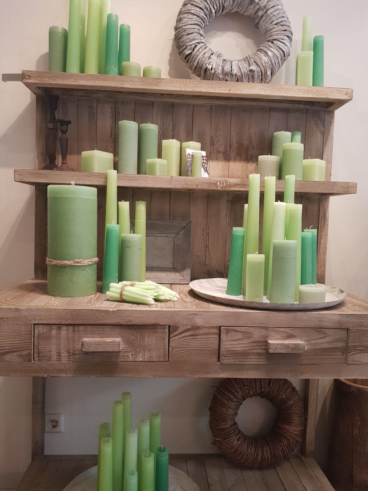 Kerzen Hochwertig Durchgefarbte Kerzen Aus Eigener Herstellung