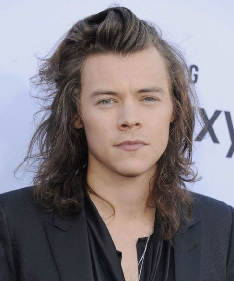 Want Long Hair Channel These 10 Celebrities Who Got It Right Harry Styles Hair Harry Styles New Hair Harry Styles Haircut