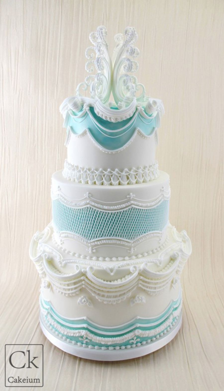 Lambeth Inspired Wedding cake   Bizcocho de boda   Pinterest   Cake ...