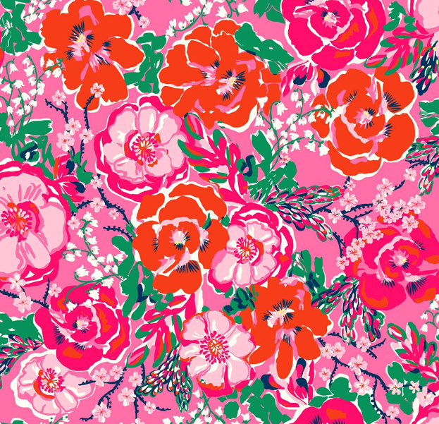Lilly pattern