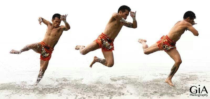 Muay Thai Thaïland muay thaï Arts martiaux, Muay thaï