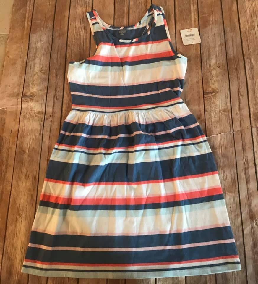 Gymboree cotton Dress Sz. 14 Tiny Friends price 12.00