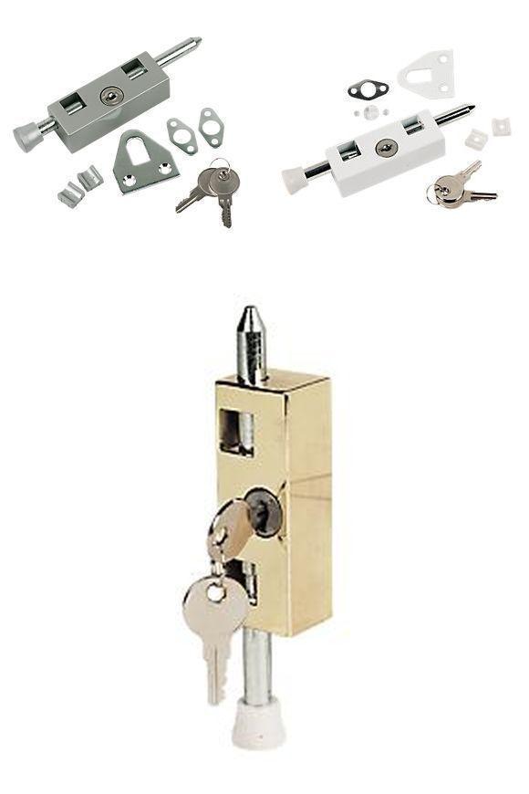Stirling Multi Purpose Metal Wood Sliding Door Window Patio Security