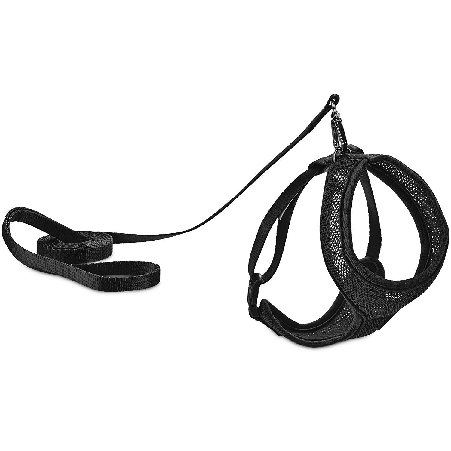 Good2go Black Mesh Cat Harness And Lead Set You Can Get Additional Details At The Image Link This Is An Affiliate Link And I Cat Harness Cat Collars Petco