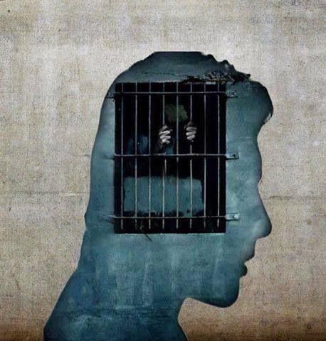 نتيجة بحث الصور عن prisoner in his brain