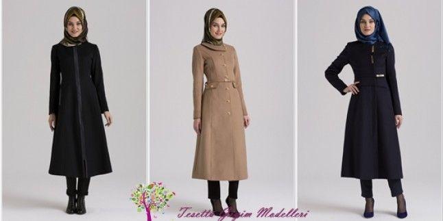 Tugba Manto Modelleri 2016 Giyim Mont Elbise