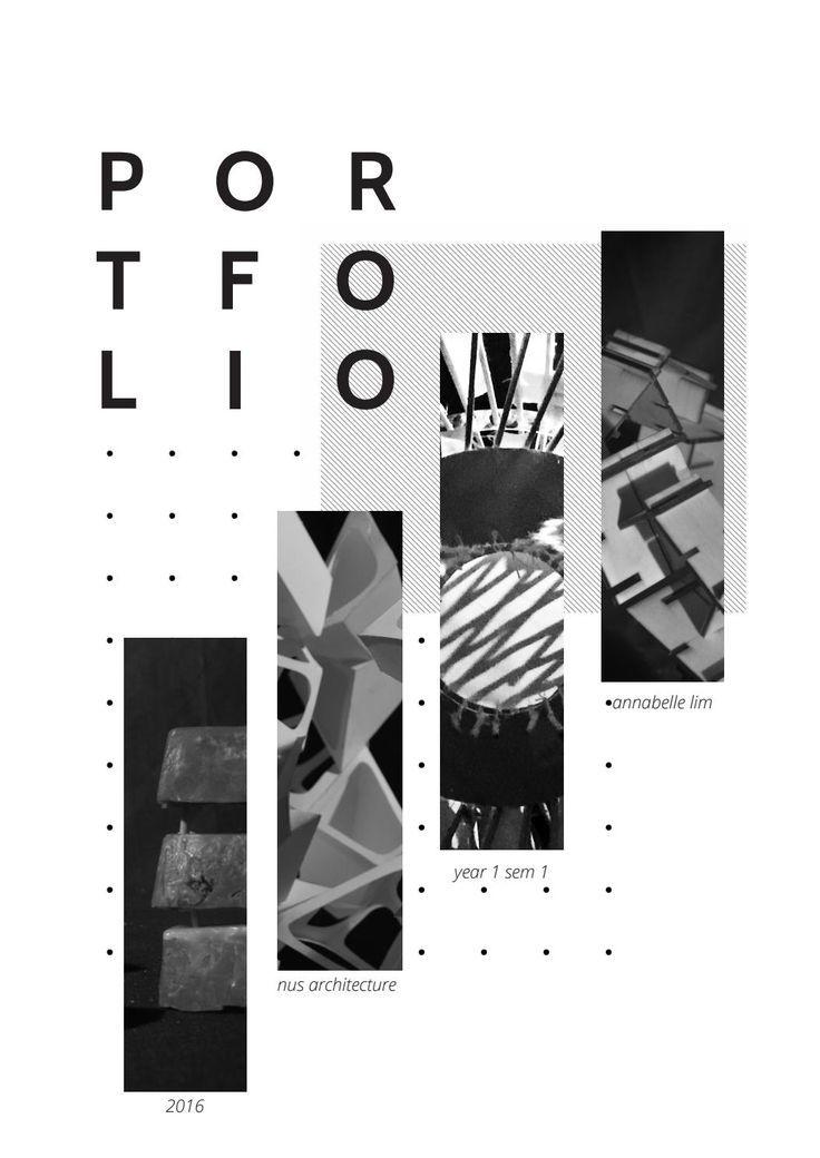 ING Architektur Portfolio Yr 1 Sem 1 - #Architektur #ING #portfolio #Sem #Yr #architecture