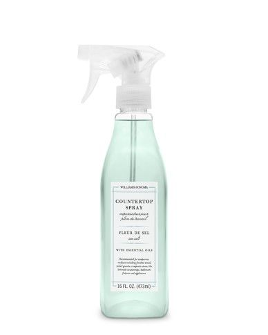 Williams Sonoma Countertop Spray Fleur De Sel Williams Sonoma