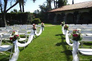 Southern California Wedding Venue: Spanish-style ...