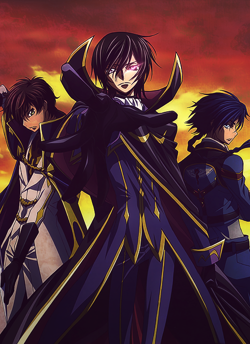 akito the exiled Tumblr Code geass, Code geass
