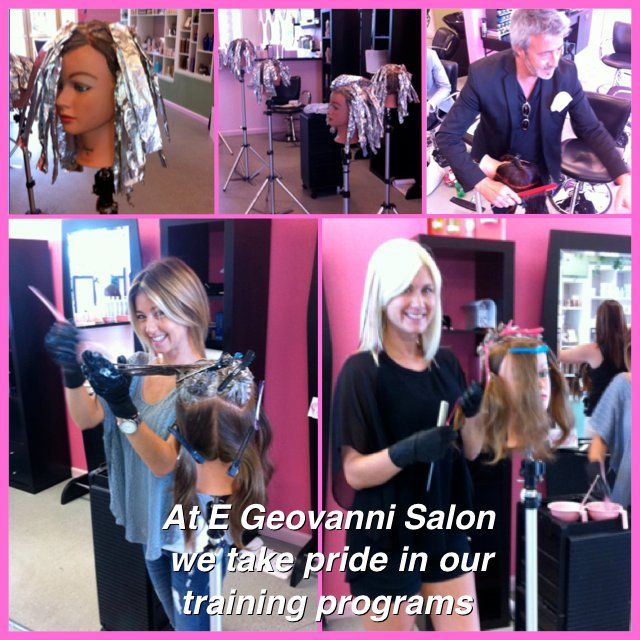 Some Of E Geovanni Salons Certifications Sop Hair Extension