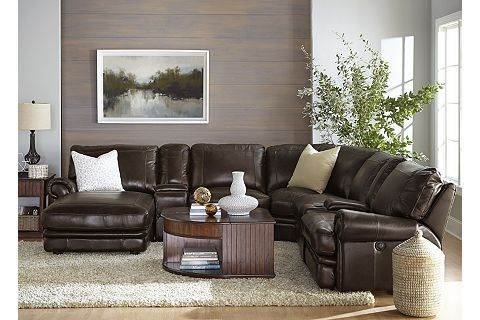 Bentley Havertys Sectional Family Room Addition Living Room