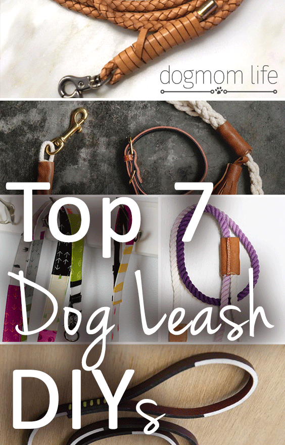 The Top 7 Leash DIYs That Only Look Expensive -   21 diy dog leash