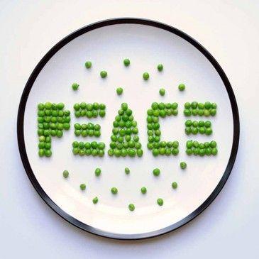 Mindfulness, A Peaceful Plate