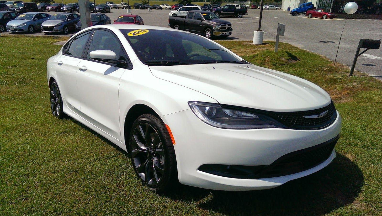 All New 2015 Chrysler 200 Chrysler 200 Mid Size Sedan Luxury Cars