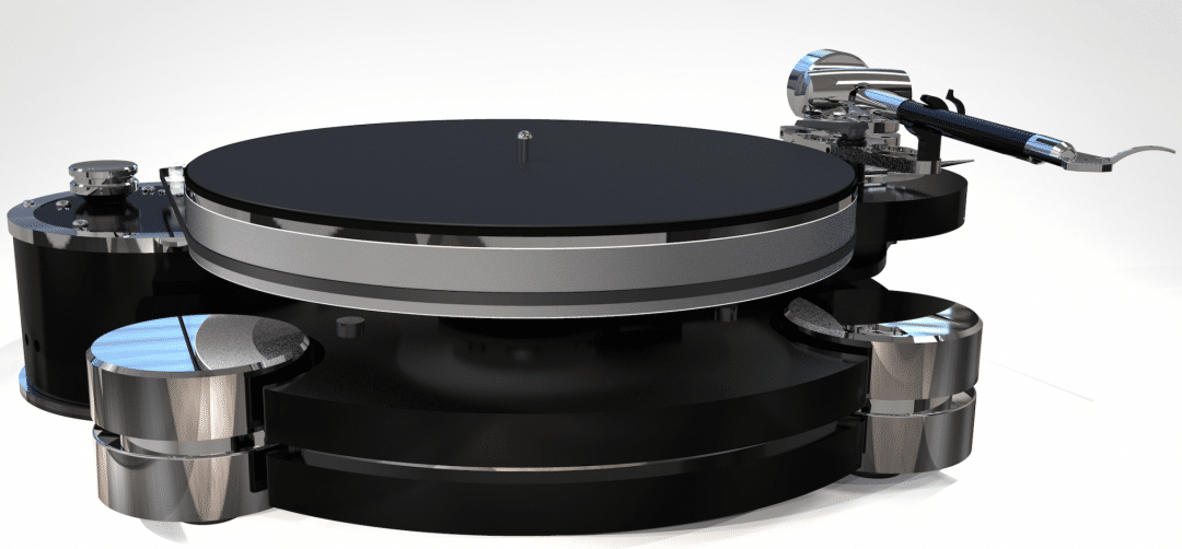 Origin Live's Sovereign Turntable: It's All In The Ratios