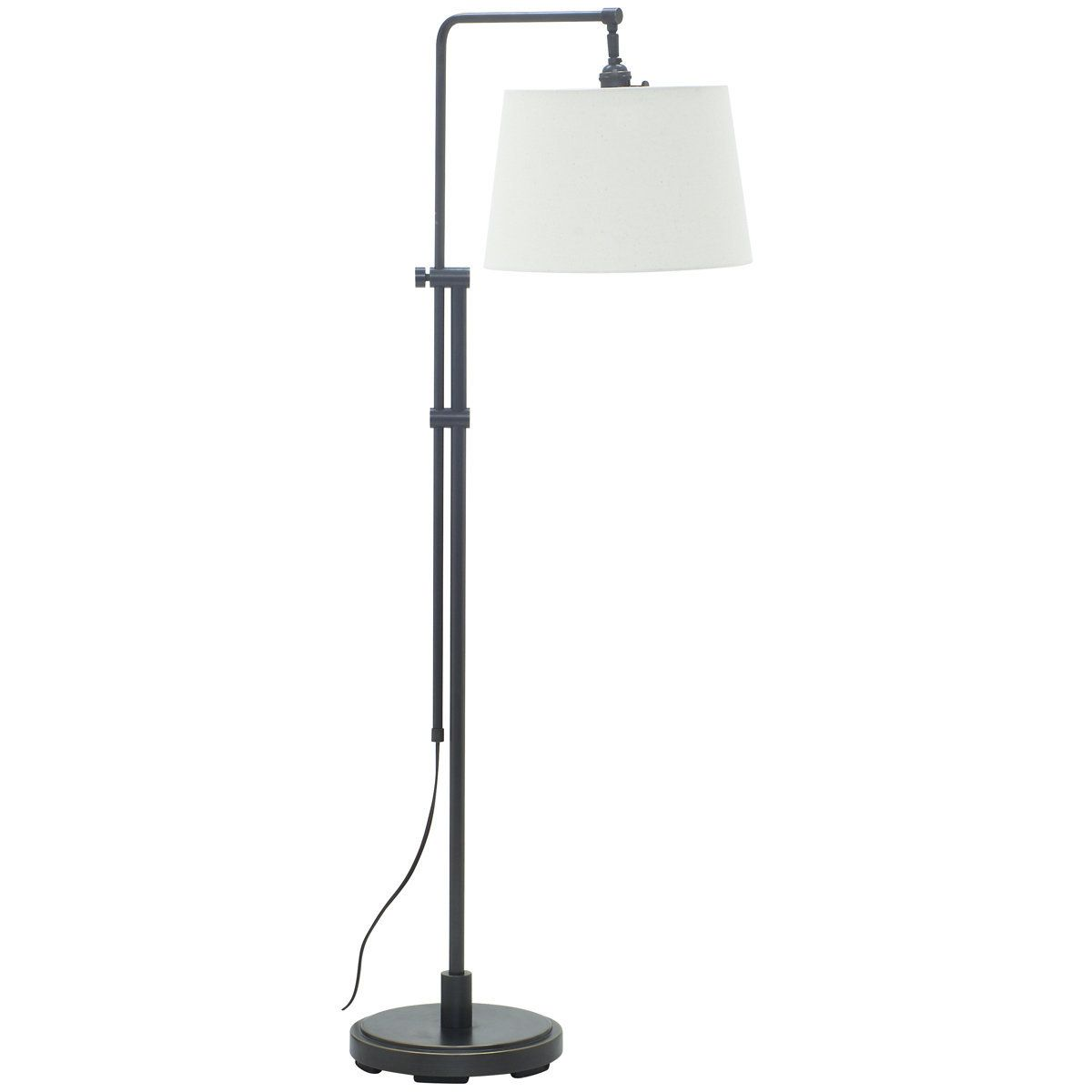 Functional modern adjustable floor lamp