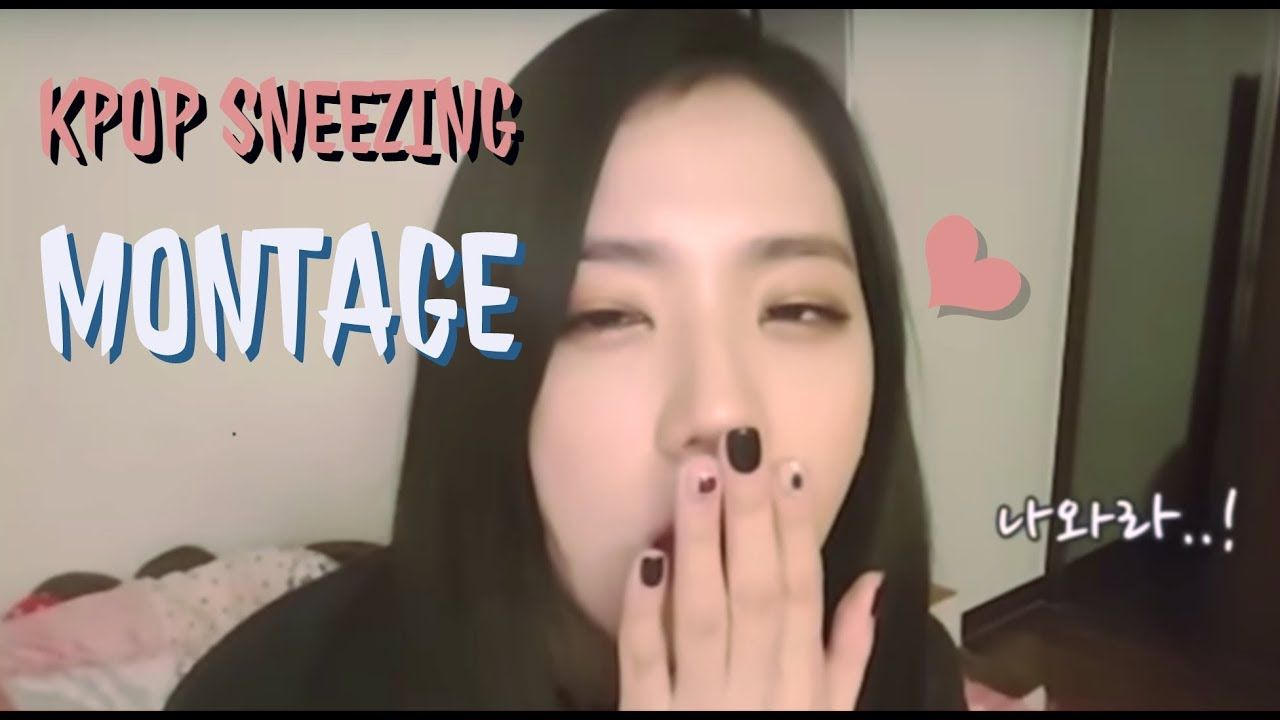 Female Kpop Idols Sneezing Funny Youtube Youtube Kpop Funny