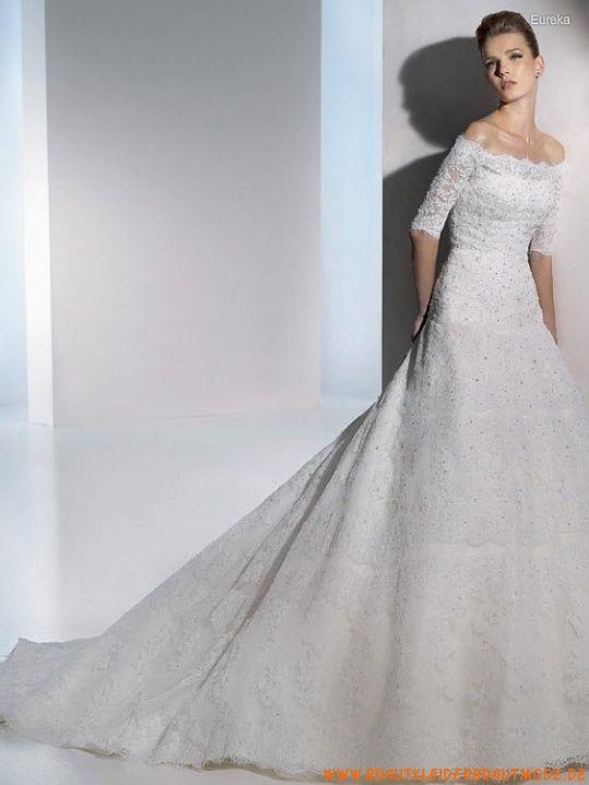 2013 Neuer Stil Brautmode stuttgart kaufen online aus Satin und ...