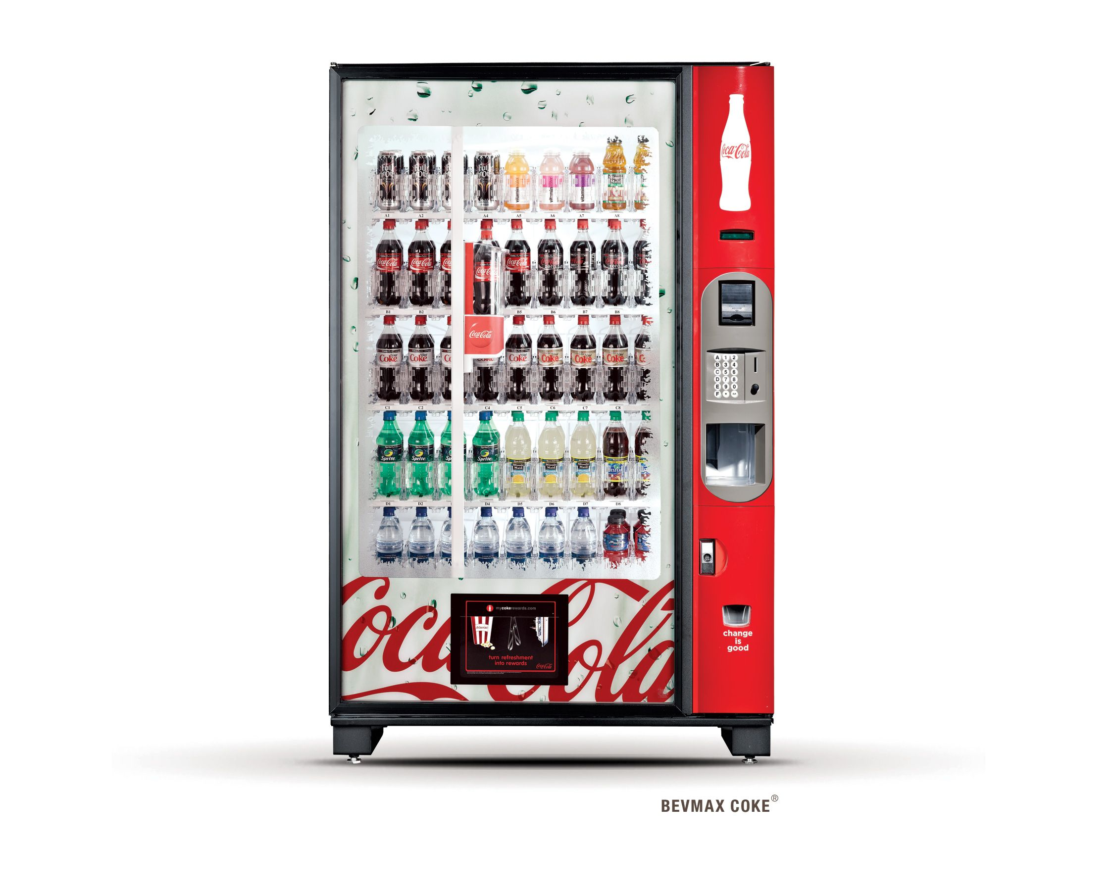 types of vending machine business