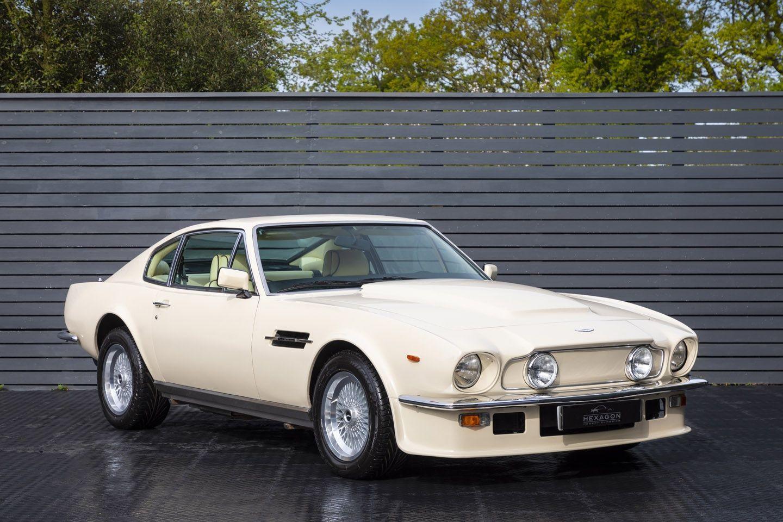 1984 Aston Martin V8 Vantage Aston Martin Aston Martin V8 Classic Cars