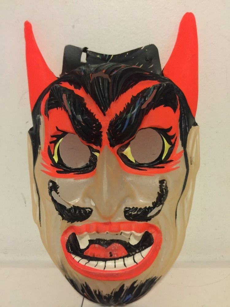 Pin on Vintage Halloween Costumes & Masks