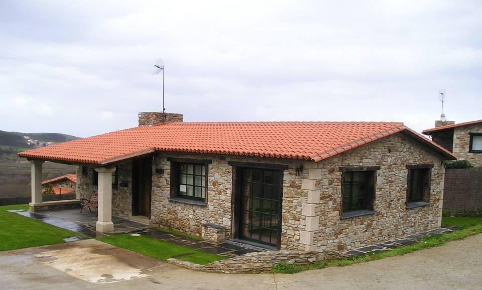 Construcciones Pali Vivienda De Planta Baja Modelo 2 Casas De Fincas Planos De Casas Fachadas Exteriores De Casas