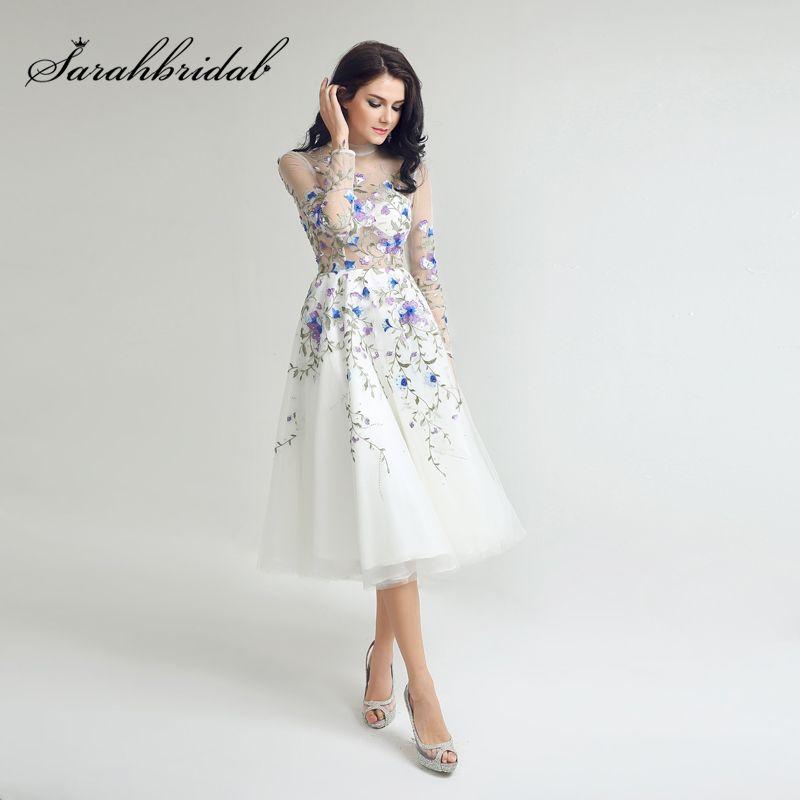Cheap tea length prom dress, Buy Quality designer prom dress ...