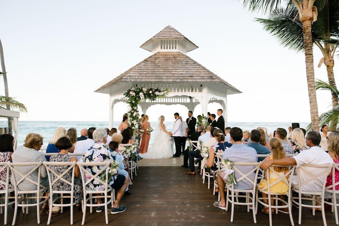 Matt and Brittany's Wedding at Royalton Bavaro in 2020