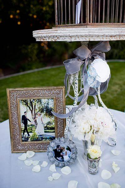 Shabby Chic Wedding Idea