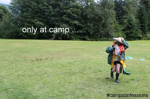 Summer Camp!! I Think At One Time Or Another I Have Had An